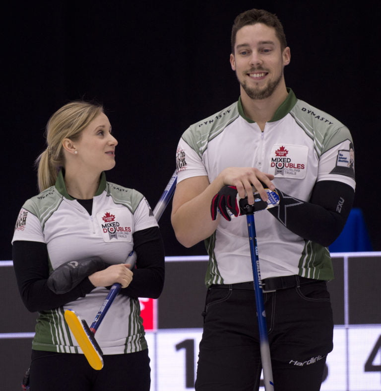 Teams 2019 – Qualico Mixed Doubles Classic